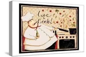Love To Cook by Dan DiPaolo