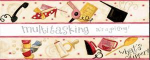 Multitasking II by Dan Dipaolo