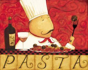 Pasta by Dan Dipaolo