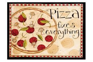 Pizza Fixes Everything by Dan DiPaolo