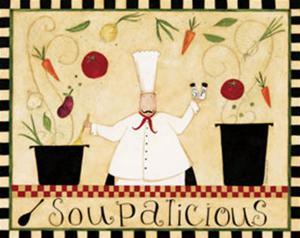 Soupalicious by Dan Dipaolo