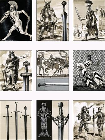 Swords - Fighting Blades of Europe