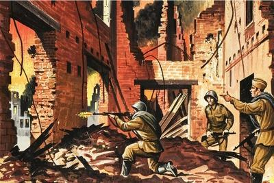 The Defense of Stalingrad During the Second World War