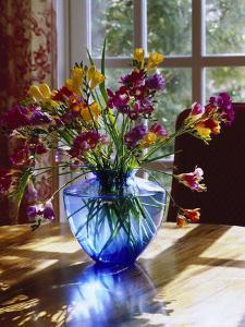 Flowers and Vase by Dan Gair