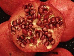 Pomegranates by Dan Gair