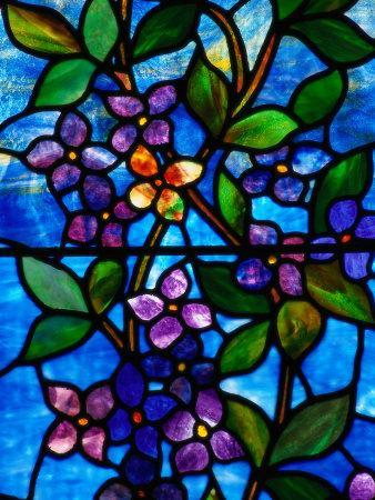 Stained Glass by George Spence, Jonesport, ME