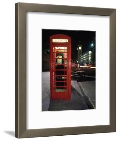 Telephone Booth, London, England