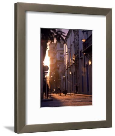 The Streets of Old Havana, Cuba