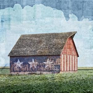 American Barn by Dan Meneely