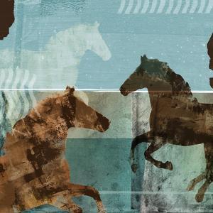 Around the Stable II by Dan Meneely