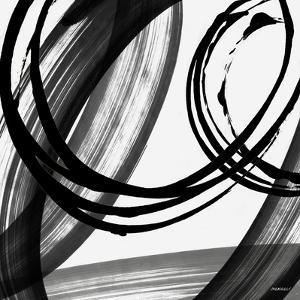 Black and White Pop I by Dan Meneely