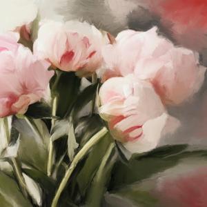 Floral Arrangement I by Dan Meneely