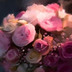 Pink Arrangement by Dan Meneely