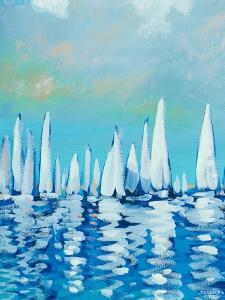 Sailing II by Dan Meneely