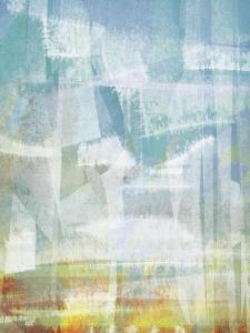 Scattered Sky Abstract by Dan Meneely