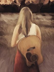 Traveling With My Guitar by Dan Meneely