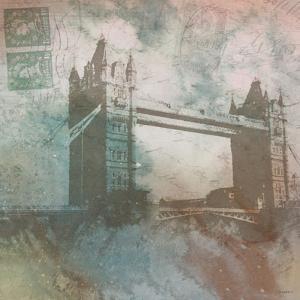 Vintage Europe II by Dan Meneely