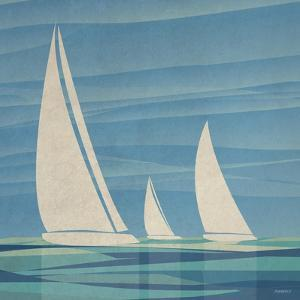 Water Journey I by Dan Meneely