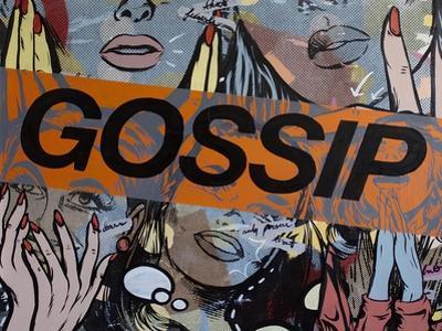 Gossiping by Dan Monteavaro
