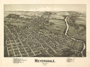 Meyersdale PA by Dan Sproul