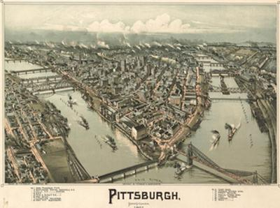 Pittsburgh by Dan Sproul