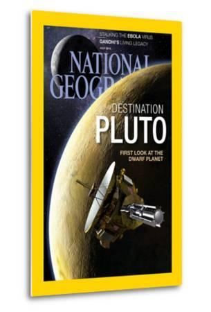 Cover of the July, 2015 National Geographic Magazine
