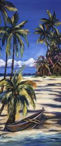 Tropical Retreat I by Dana Ridenour
