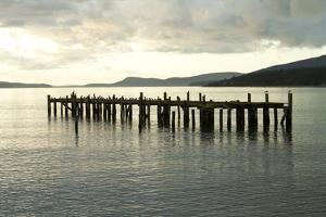 Lonely Dock by Dana Styber