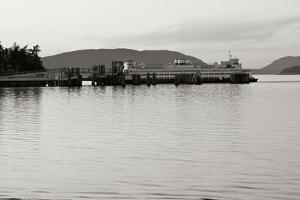 San Juan Ferry Dock II by Dana Styber