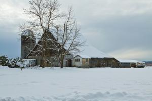 Winter Farm by Dana Styber