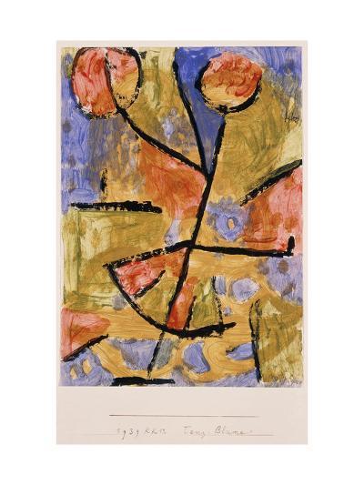 Dance-Flower-Paul Klee-Giclee Print