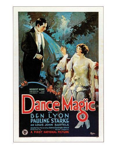 Dance Magic - 1927--Giclee Print