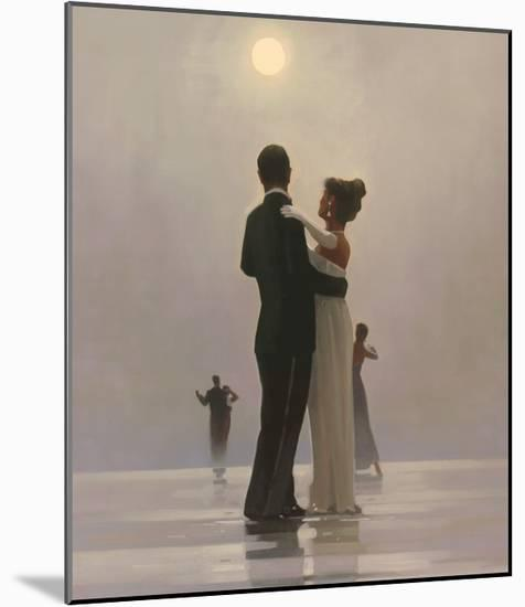 Dance Me to the End of Love-Jack Vettriano-Mounted Print