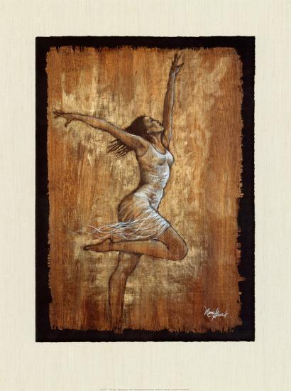 Dance of Joy I-Monica Stewart-Art Print