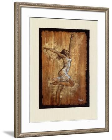 Dance of Joy I-Monica Stewart-Framed Art Print