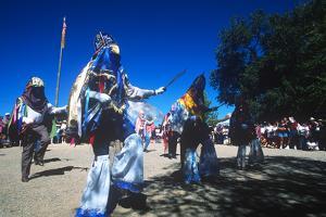 Dance of Los Matachines, El Rancho De Las Golondrinas, New Mexico