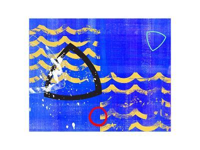 Dance of the Water Elements I-Jet-Art Print