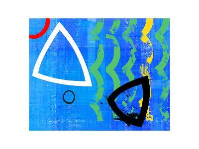 Dance of the Water Elements II-Jet-Art Print