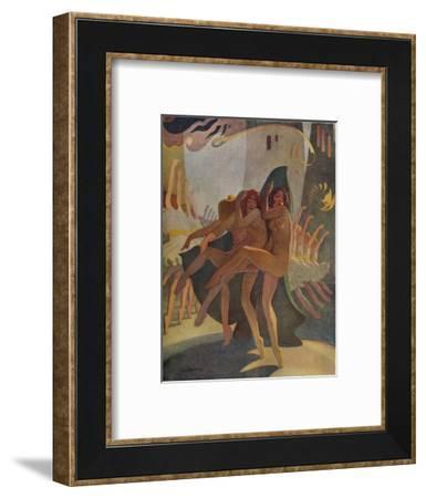 'Dance Rhythm', c1920-Eric Harald Macbeth Robertson-Framed Giclee Print