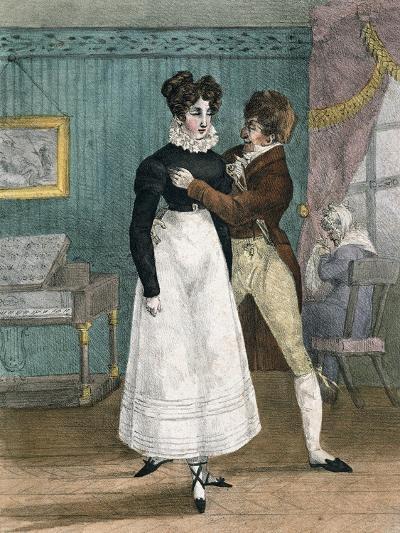 Dance Teacher, France--Giclee Print