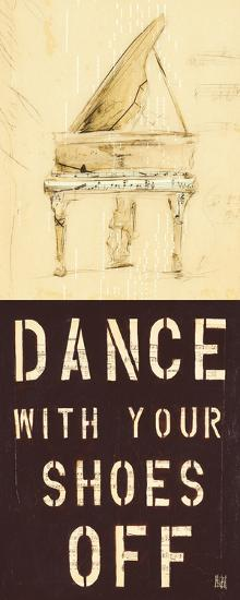 Dance With Your Shoes Off-Kelsey Hochstatter-Art Print