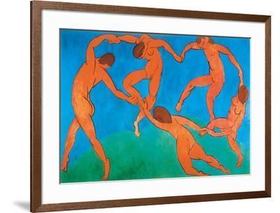 Dance-Henri Matisse-Framed Art Print