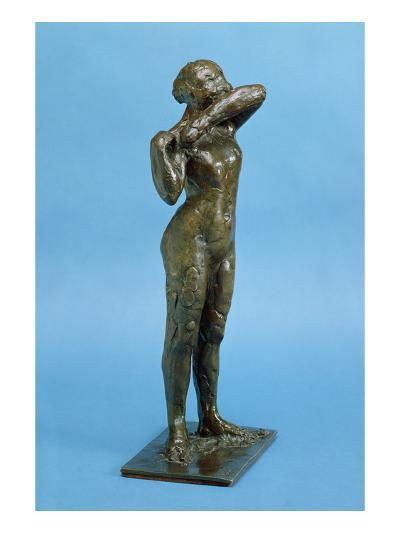 Dancer (Bronze)-Edgar Degas-Giclee Print