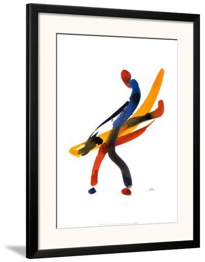 Dancer I-Wilhelm Gorre-Framed Art Print