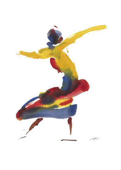 Dancer II-Wilhelm Gorre-Art Print