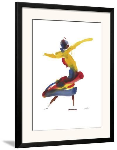 Dancer II-Wilhelm Gorre-Framed Art Print