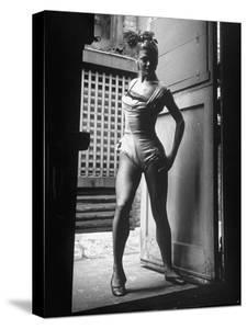 Dancer Valerie Bettis