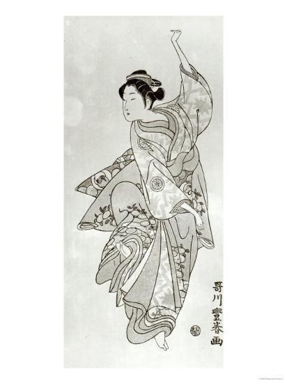 Dancer--Giclee Print