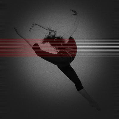 Dancer-NaxArt-Art Print
