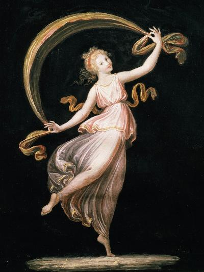 Dancer-Antonio Canova-Giclee Print